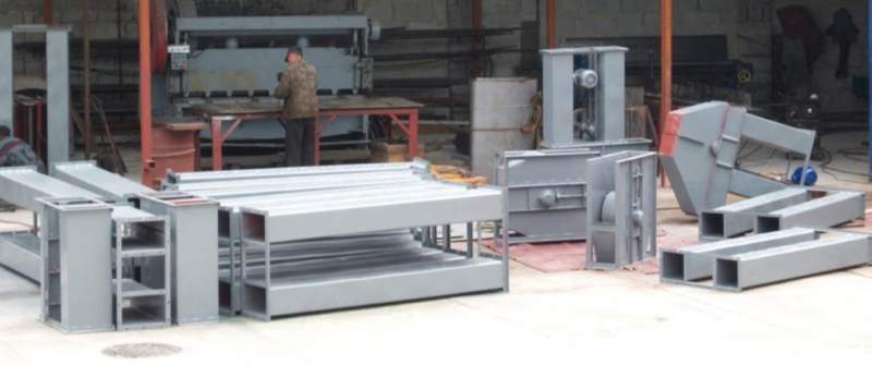Buy MANUFACTURING ENGINEERING PLANT VIK PRODUCES PATERNOSTER EQUIPMENT: CPO-25. Narrow-50. UT-100