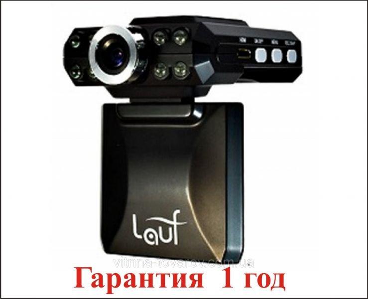 Автомобильный видеорегистратор LAUF VR06