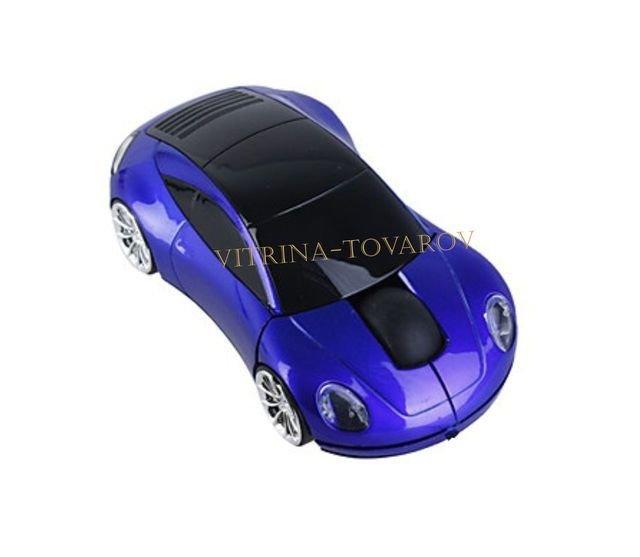 Беспроводная мышь Porsche, мышка машинка