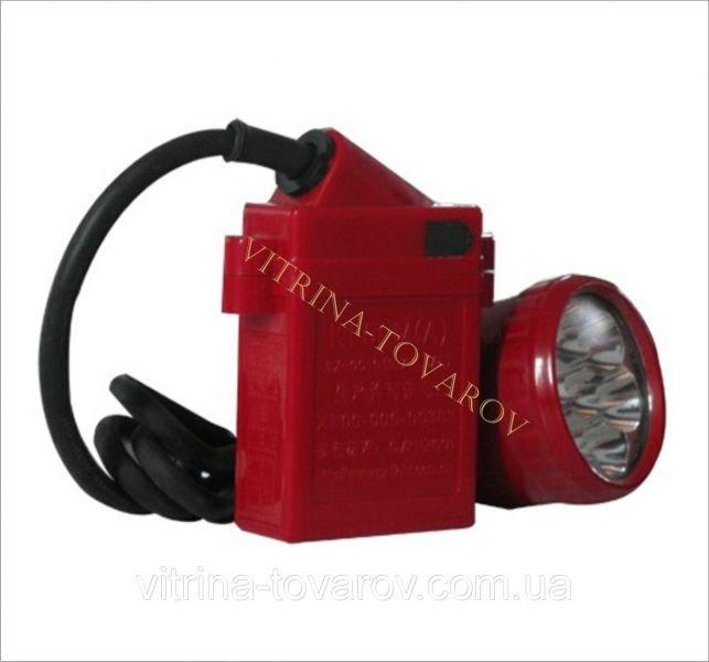 Шахтерский фонарь коногонка GL-006, 5000 мАч