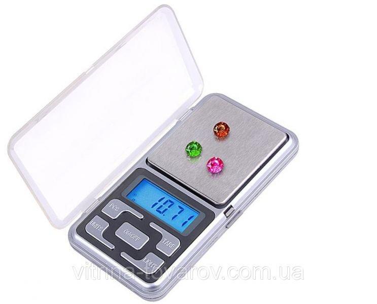 Ювелирные весы портативные весы Pocket Scale 0,1-500 г