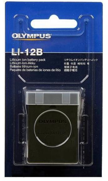 Buy The Olympus LI-12B accumulator, LI-10b for the camera. Quality! Let's combine Sanyo DB-L10