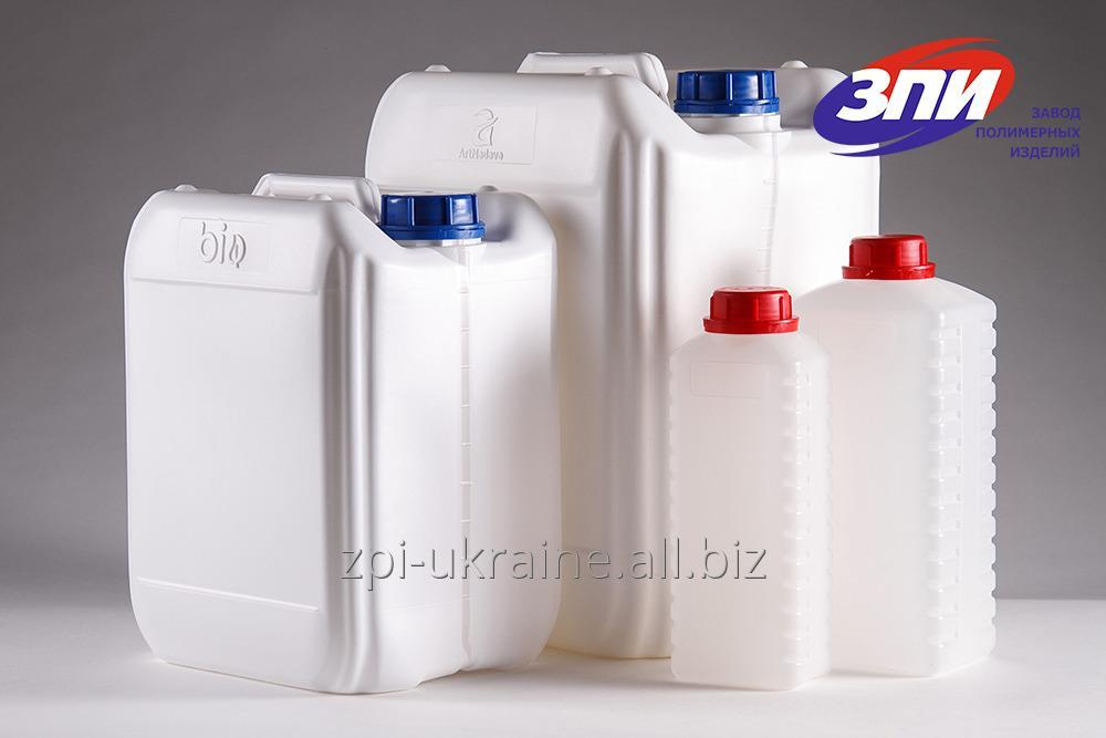 Buy Packaging for Biochemistry, Canisters, Bottles, PET, from 1 to 30 liters
