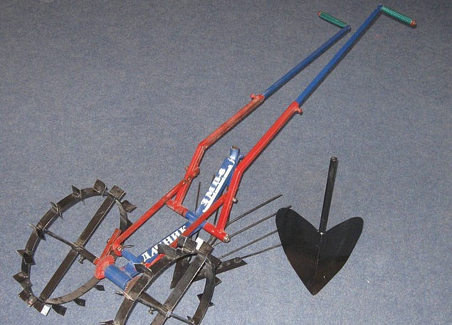 Своими руками инструменты для обработки почвы