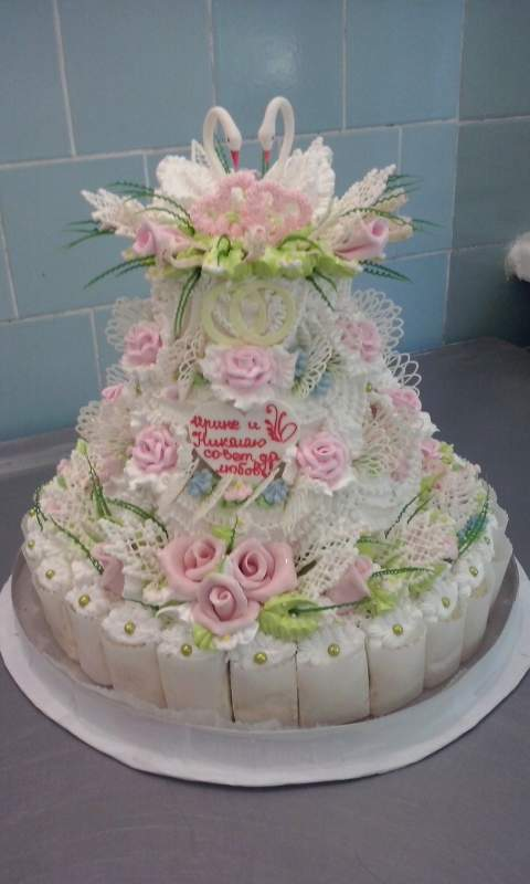 Заказать торт фотографией киев