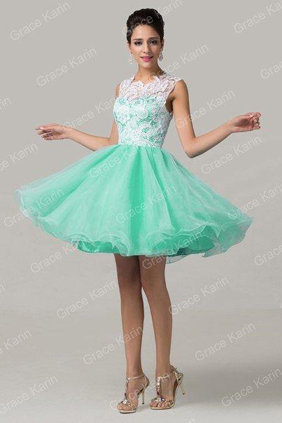 631c958020b675 Коктейльне вечірнє випускне плаття. Є також у блакитному кольорі ...