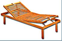 Купити Ліжка ламелевие з ніжками BD-12-53, BD-22-38