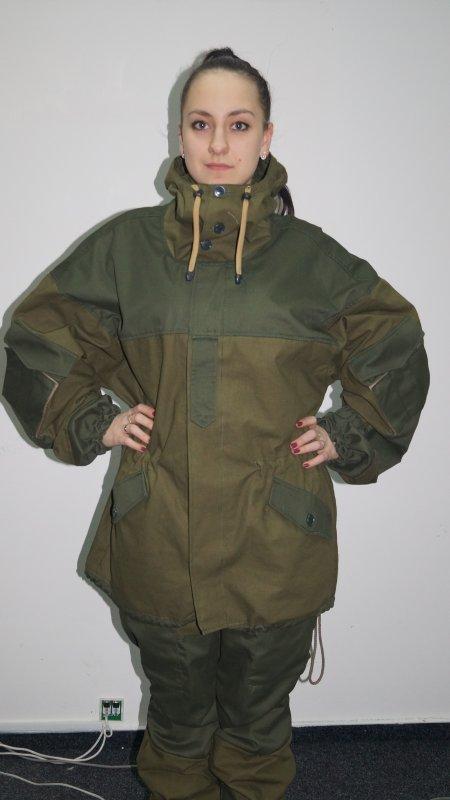 Костюм  ветрозащитный летний военный армейский Горка, комуфляж