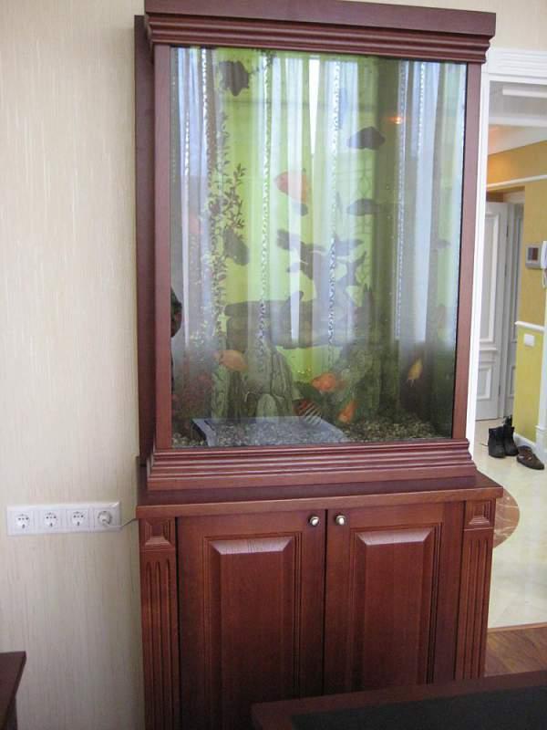 Тумбы под аквариумы