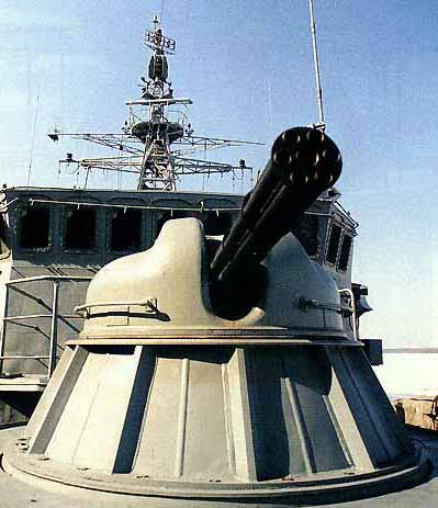 30-мм шестиствольная автоматическая артустановка АК-306