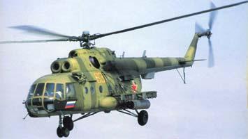 Многоцелевой вертолет среднего класса Ми-8МТ