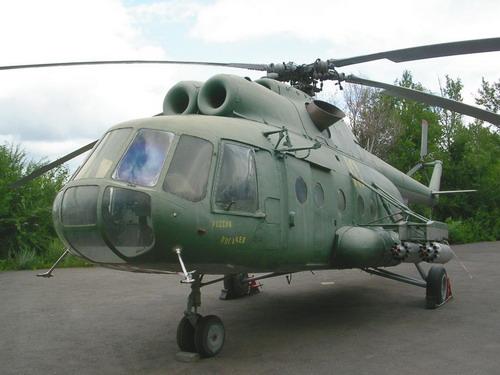 Вертолет средний транспортный Ми-8Т