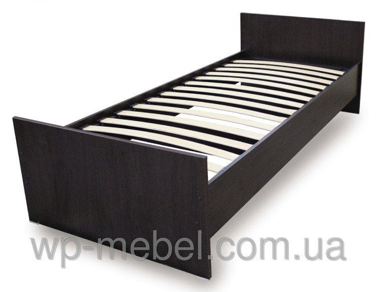Купить Кровать №2 односпальная Matroluxe (Вкладной каркас на буковых ламелях) (спальное место ШхГ - 800х1900)