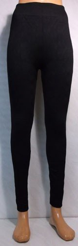 Jujube leggings seamless on baize (with relief drawing) UK-833-A