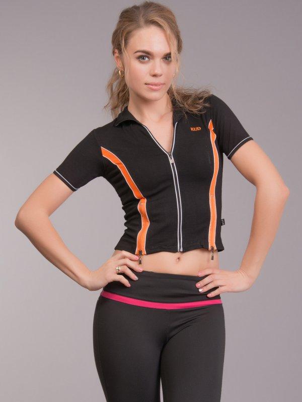 Кофта спортивная фитнес женская