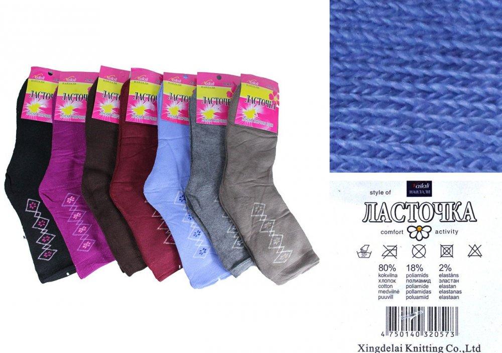 Socks female makhra of C-416