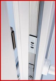 Магнитная балконная защёлка