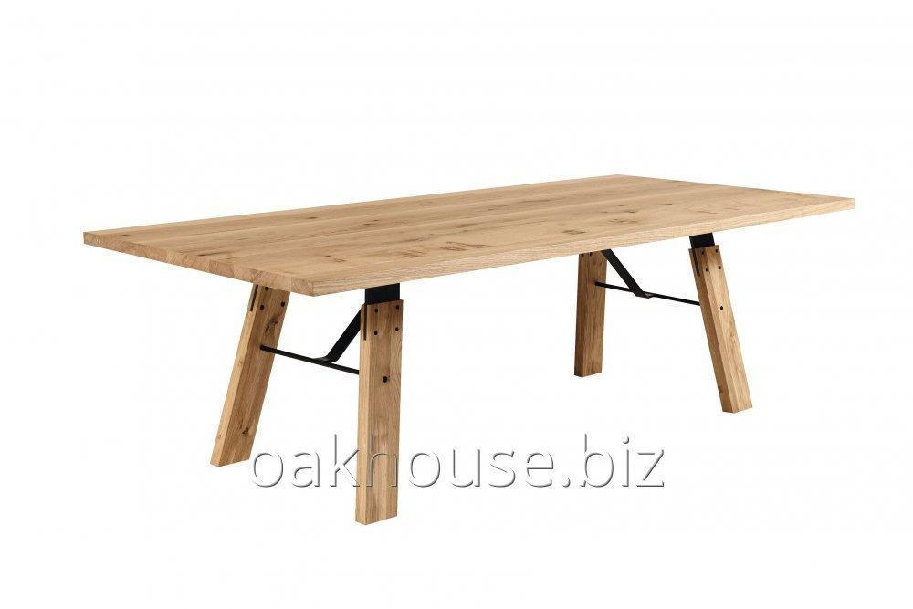 ダイニング テーブル無垢オーク材テーブル トップ強く cm 約 4-6