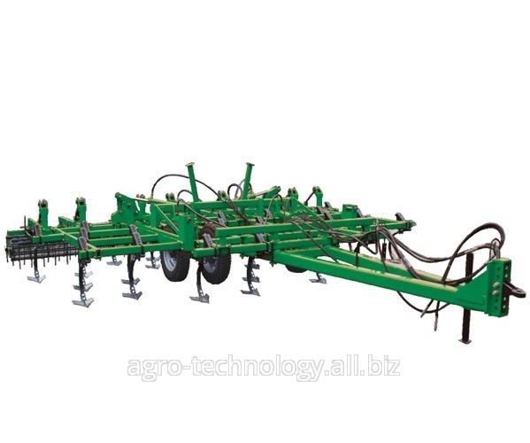 Купить Культиватор КПГ-6 прицепной (с гребенками и катками)