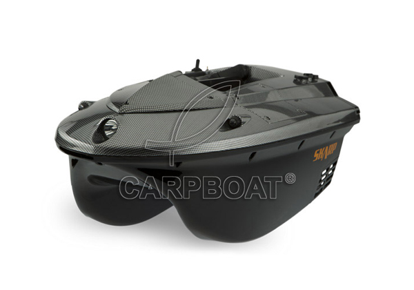 кораблик для завоза прикормки торнадо 5