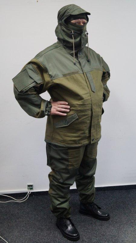 Костюм горка хаки универсальная, Одежда форменная военная