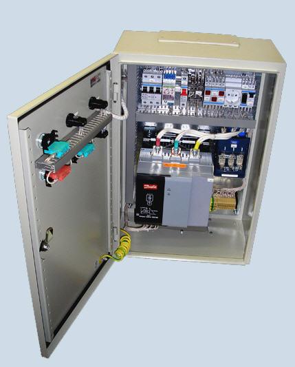 Устройство плавного пуска MCD201 и MCD202 Danfoss