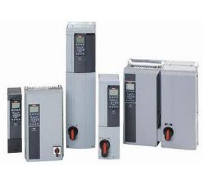Danfoss HVAC FC102 drive of systems of heating, ventilation, conditioning