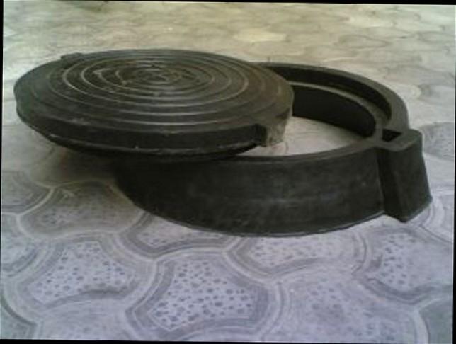 Buy Rubber manhole to 15tn
