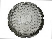 Buy Pig-iron manhole without lock to 40 tn