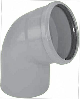 Купить Колено для полипропиленовой трубы DN 50х45