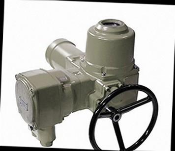 Купить Электропривод взрывозащищённый однооборотный ГЗ-ОФВ-5000/15 (380В)