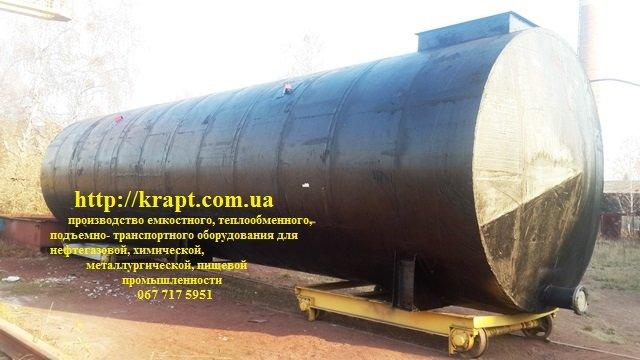 Резервуар для ГСМ  100 м.куб