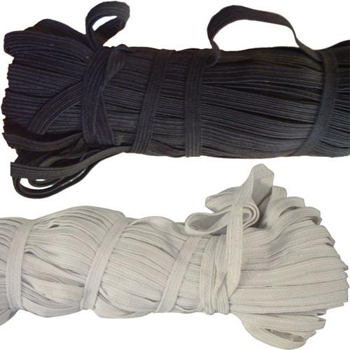 Резинка бельевая 0,8 см (полиэфирная)