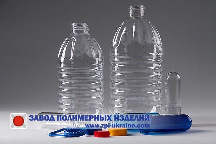 Купить Бутылка ПЭТ 3 литра «Кристал»