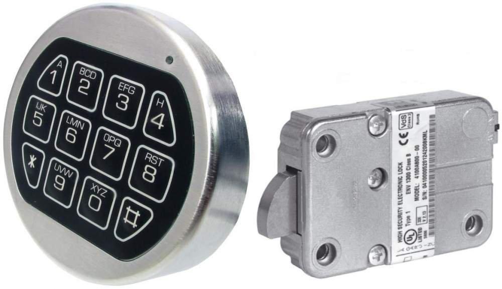 Купити Замок La-Gard 4200/3710 електронний кодовий