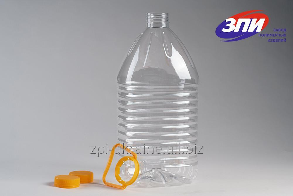 "PET 5 liters ""Crystal"""