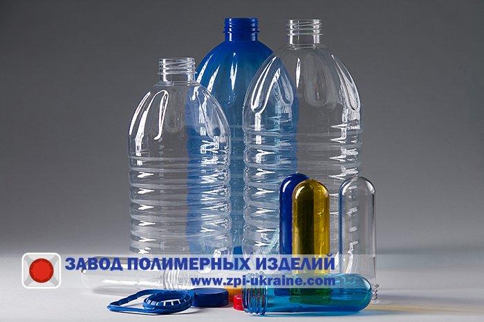 Купити Пляшка ПЕТ 5 літрів «Кристал»