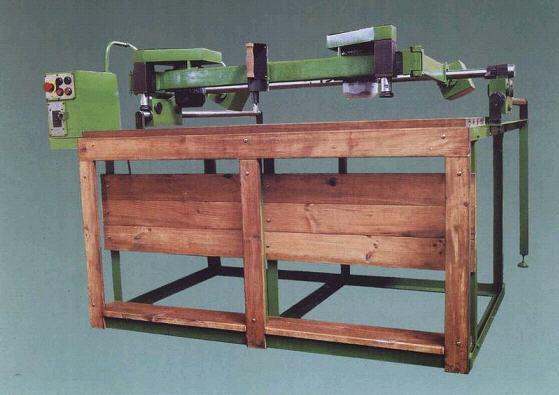 Станок копировально-фрезерный деревообрабатывающий двухшпиндельный с пантографом модели ЛД-1100