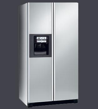 Холодильники Side-by-Side, отдельностоящая техника Smeg
