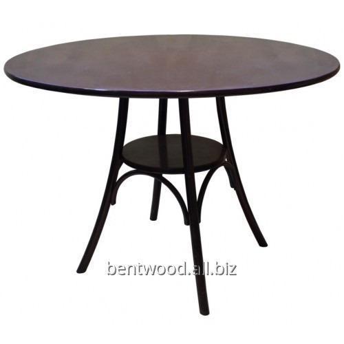Купити Стіл дерев'яний круглий Клайд КМФ 37-01