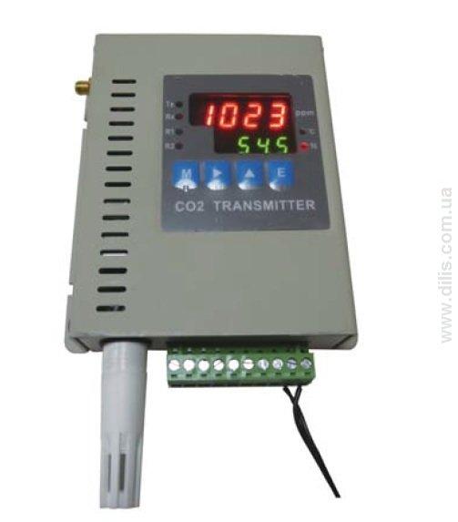 Термогигрометр - контроллер СО2 - CTH-370