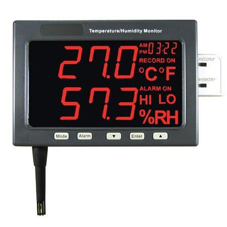 Термогигрометр - монитор Ezodo HT-360D (TM-185D)