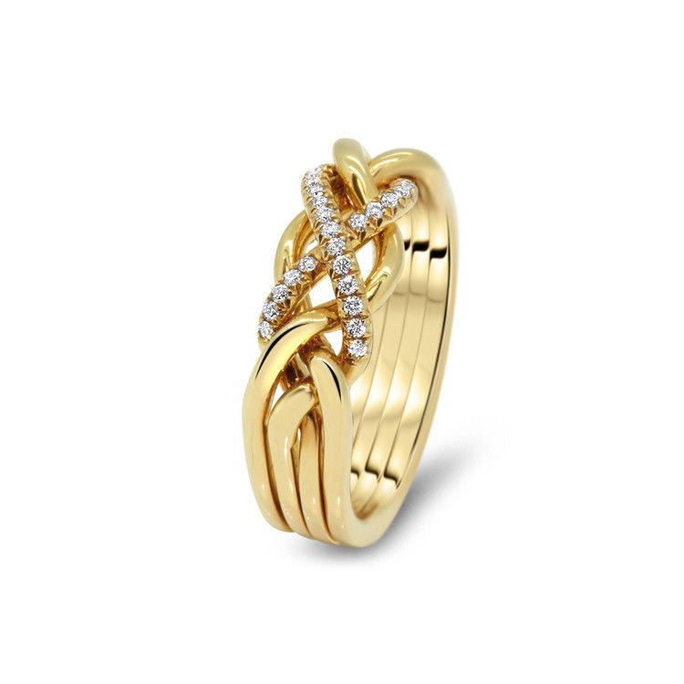 Жіноче обручка з діамантами від Wickerring купити в Київ 606fbf9227f49