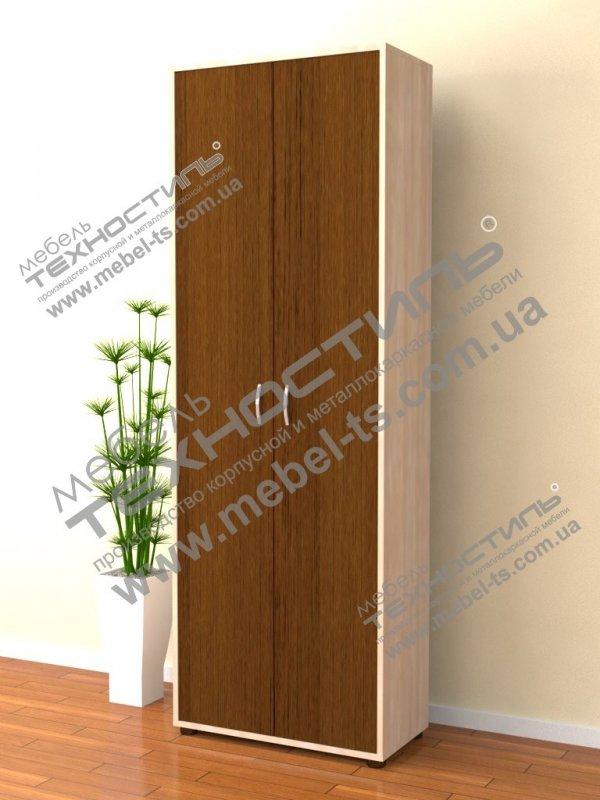 Шкаф закрытый офисный (Б 163)