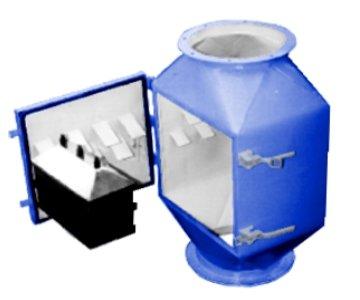 Купить Трубные магнитные уловители для продуктопроводов