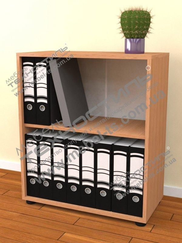 Шкаф-стеллаж для бумаг (Б 460)