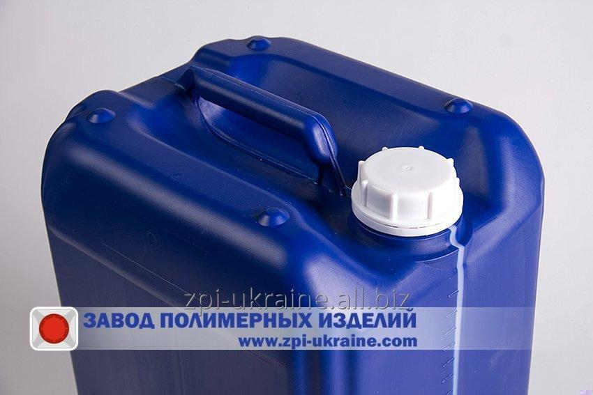 Buy 20 -25 liter canister, new PE