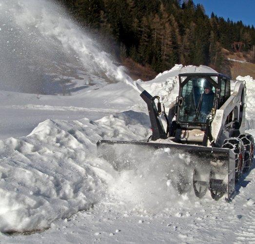 Купить Снегометатель Bobcat