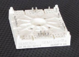 Дискретные IGBT транзисторы и маломощные модули MOSFET/IGBT (IGBT модули SEMITOP)