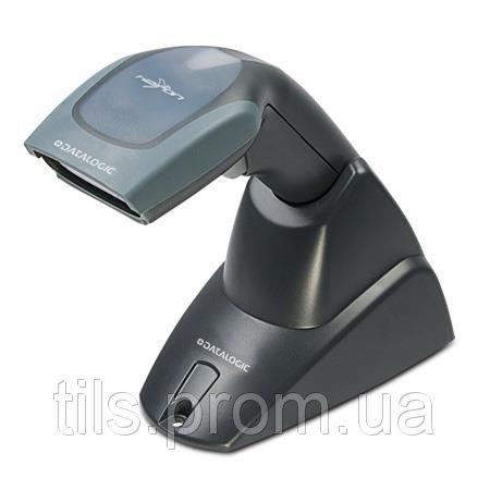 Ручной сканер штрих-кодов для аптеки, магазина или склада Datalogic Heron d 130